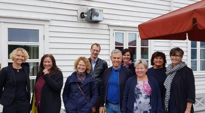 Kristiansund får barnehagelærer-utdanning i budsjettavtale