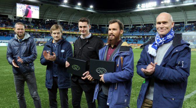 Studentoppgaver om fotballakademi og turisme fikk MFK- og NFF-priser