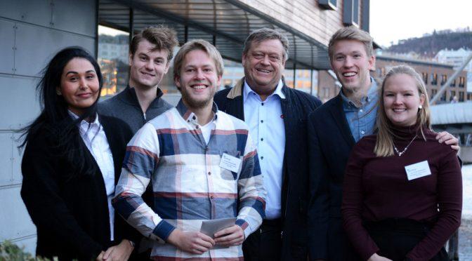 Moldestudent på vinnerlaget i Sett Sjøbein-konkurranse