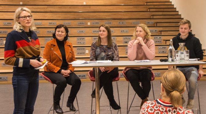 Kvinner utdanner seg bort fra Molde