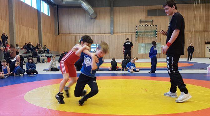 Barna og idretten