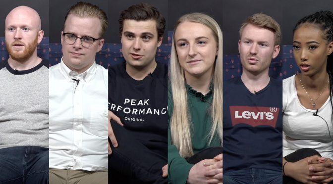 Se intervjuene med studentenes kandidater til høgskolestyret