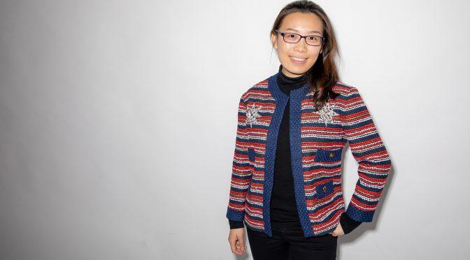 Ting Chao (30) fra Beijing leder Innflytterdagen