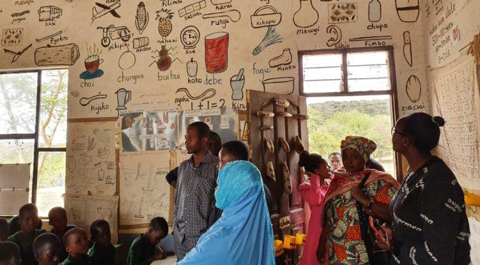 Ti spesiallærere fra Tanzania til Molde for å utvikle praksis basert på menneskerettigheter