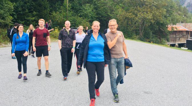 Rejsebrev: Investering i sammenhold på Kavli Moen gård i Eresfjord