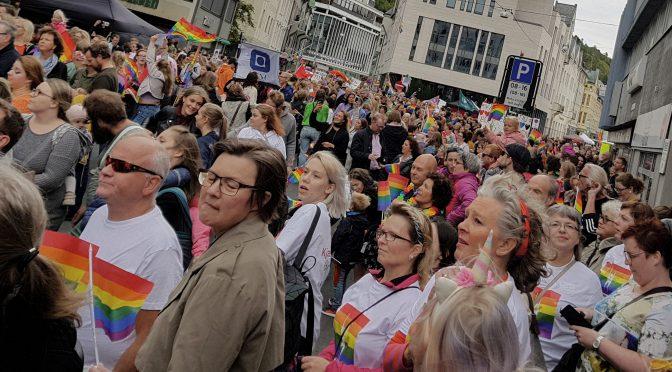 Pride og paradetvang
