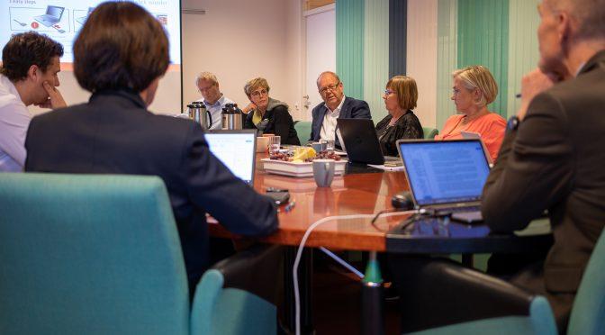 Foreslår at høgskolen satser på innovasjon og entreprenørskap