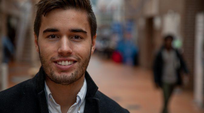 Logistikk-student møtte en mer avslappet livsstil på utveksling i Italia