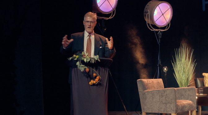 Gudmud Hernes på jubileumsfesten:– Vi er i en omkamp om opplysningstiden