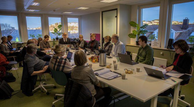 Lager anbudsgrunnlag for leieavtale i  Kristiansund
