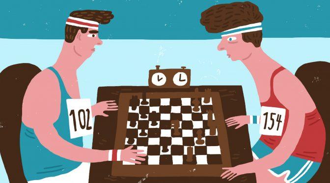 Er sjakk idrett?