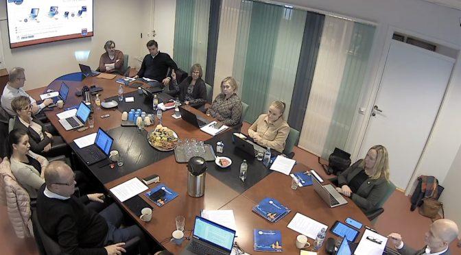 Styret støttet struktur-sonderinger mot Høgskulen på Vestlandet