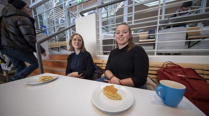– Vi lærer mye om hvordan det er å se NSO fra Molde