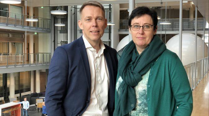 Fiskeoppdrett-selskap inn på eiersiden i Møreforsking