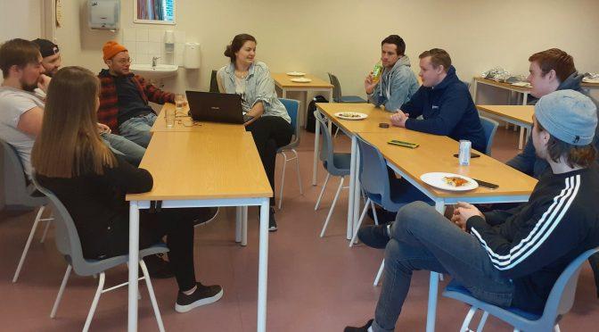 Silje Marita Vedvik (25) er ny MSI-leder