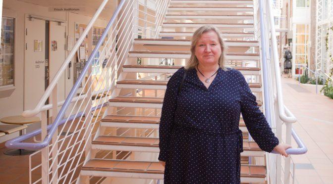 De fleste internasjonale studentene blir i Molde