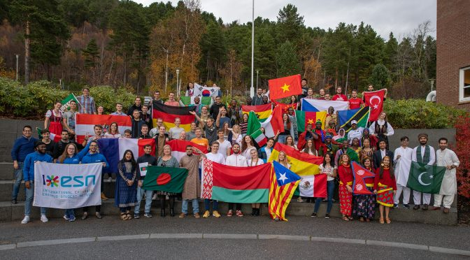 Go home or stay? This is how the international students are feeling