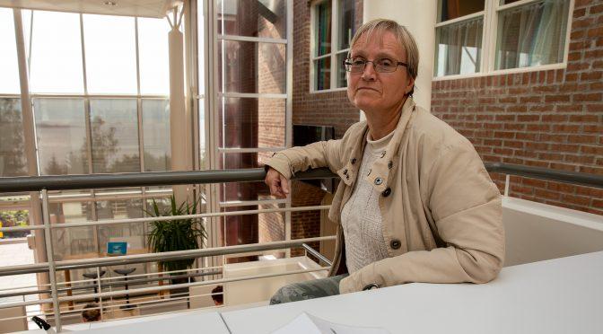 Nå skal viserektor Heidi Hogset arbeide i Kristiansund
