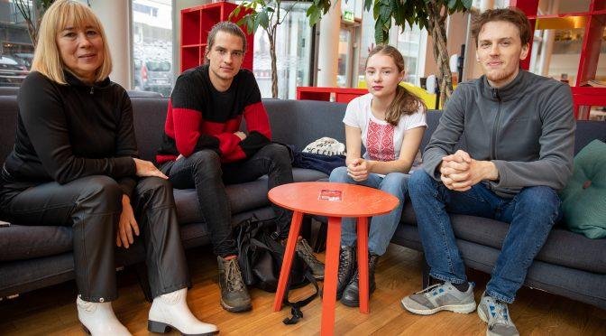 Solidaritets-markering for Hviterussland søndag klokka 14
