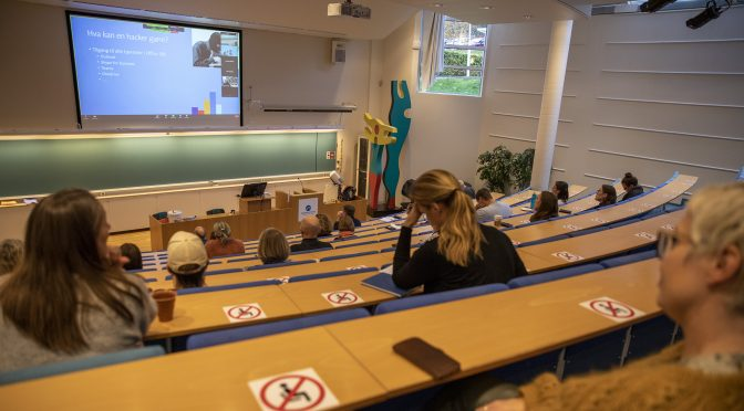 Høgskolen innfører tofaktorautentisering etter nettfisking