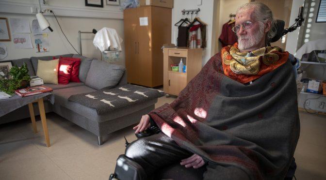 Arild Hervik om koronakrisa: Litt flaks