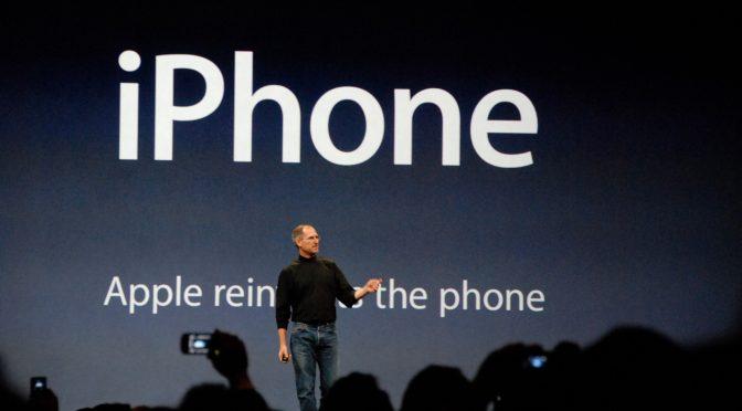 Steve Jobs er vår «Storebror»