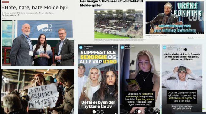 Høgskolestyret diskuterte Molde bys omdømmekrise