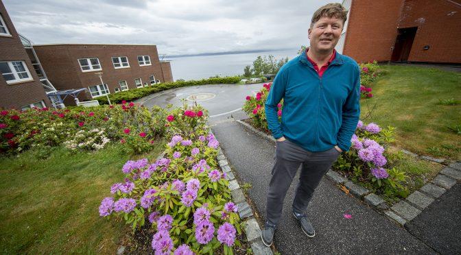 Øyvind Sørensen blir fungerende direktør fra mandag 16. august