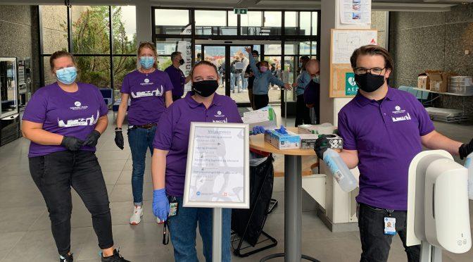 Sykepleie-student testet positivt for koronavirus