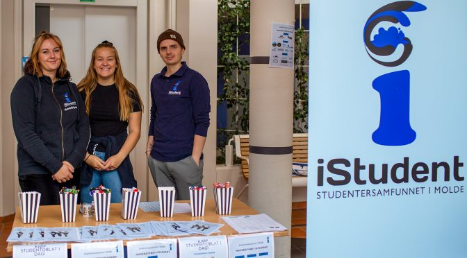Her er studentutvalgene på Molde campus